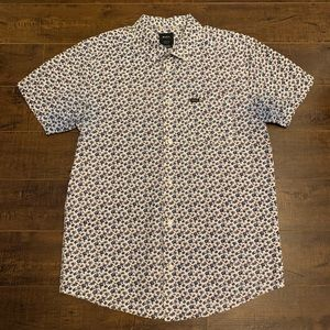 RVCA Floral button up slim fit